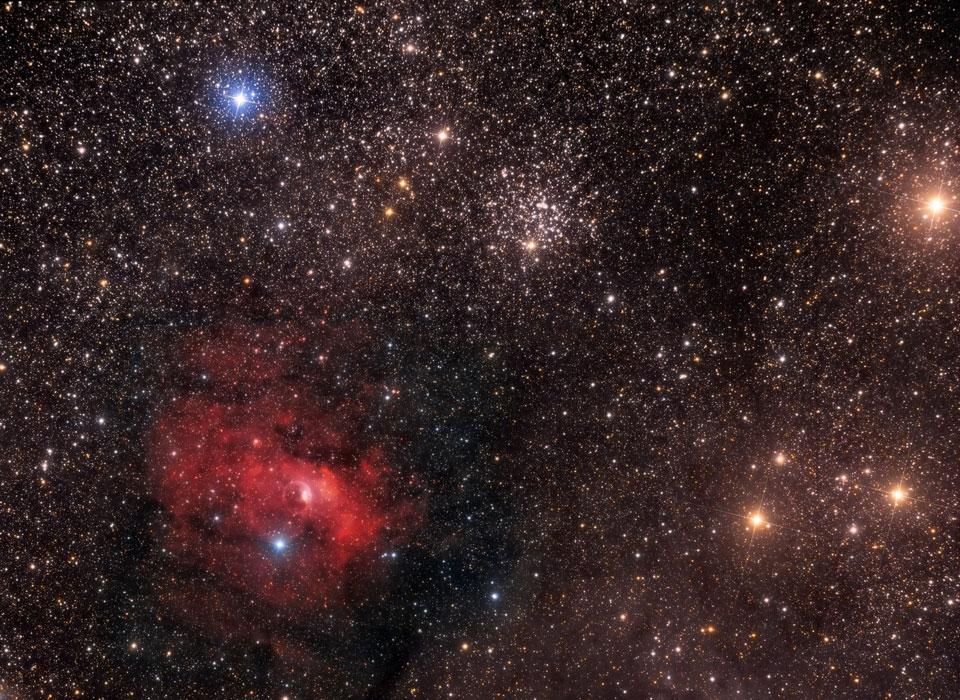La Burbuja y M52