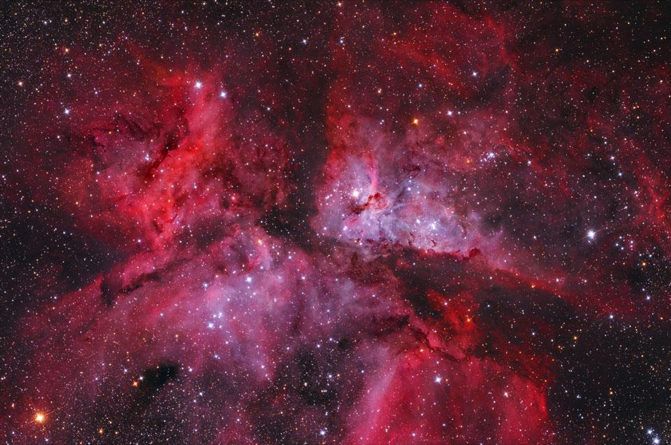 La gran nebulosa de Carina